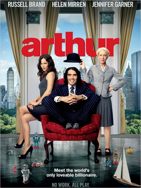 [DF] Arthur, un amour de Milliardaire [TRUEFRENCH][DVDRiP]