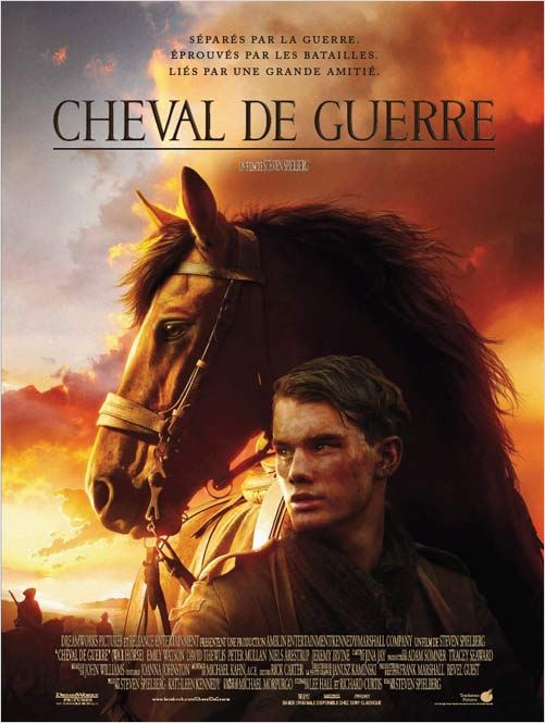 [FSO] Cheval de guerre VO DVDSCR (English)