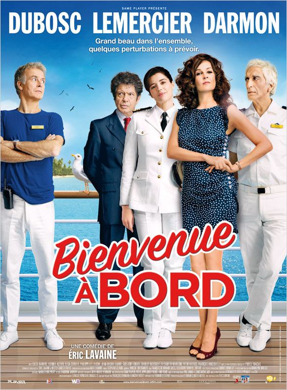 [DF] Bienvenue à bord (2011) French DVDRip
