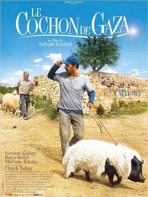 [DF] Le Cochon De Gaza |FRENCH| [DVDRiP]