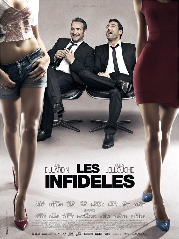 Les Infidèles (2012) [FRENCH] [DVDRiP] [MULTI]