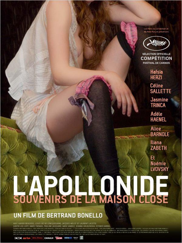 L'Apollonide - souvenirs de la maison close ddl