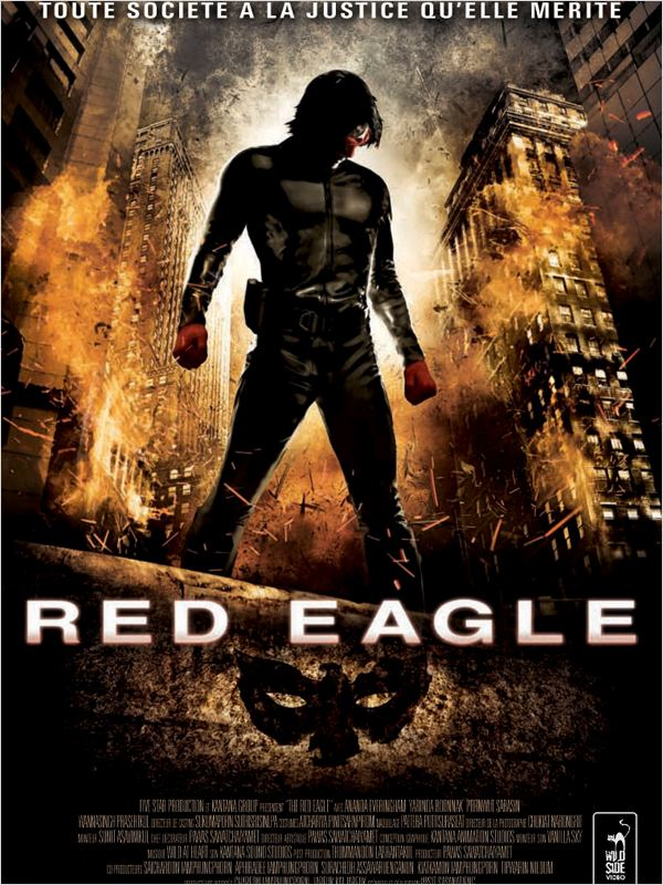 [DF] Red Eagle [DVDRiP] 1CD