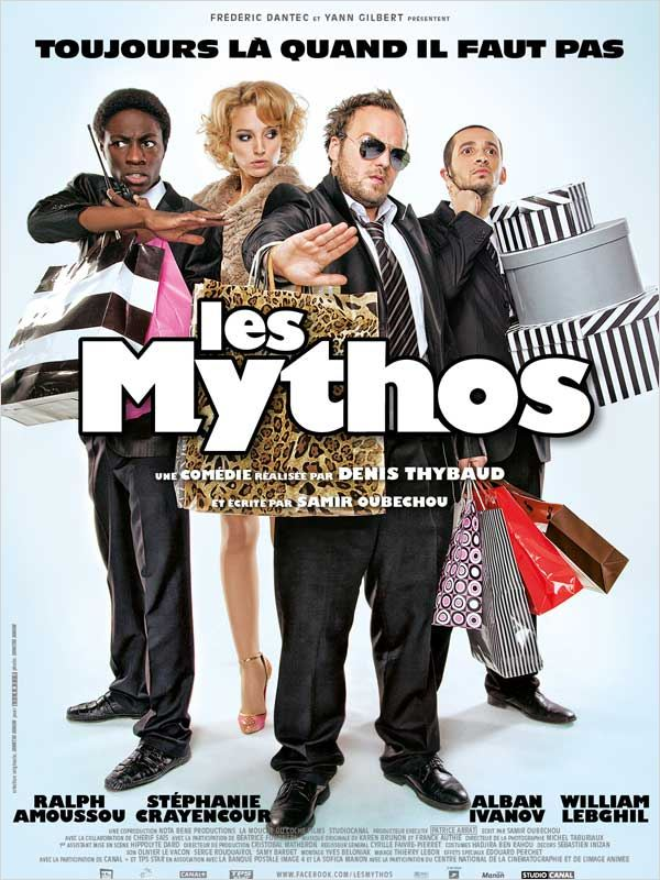 Les Mythos  [BRRIP] [FRENCH] [AC3]