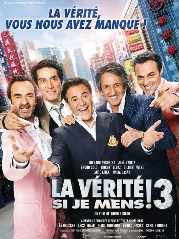 La Vérité si je mens ! 3 [DVDRiP] film dvdrip gratuit
