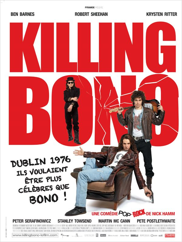 Killing Bono 2011 LiMiTED FRENCH FRENCH DVDRip [2CD] (exclue) [FS]