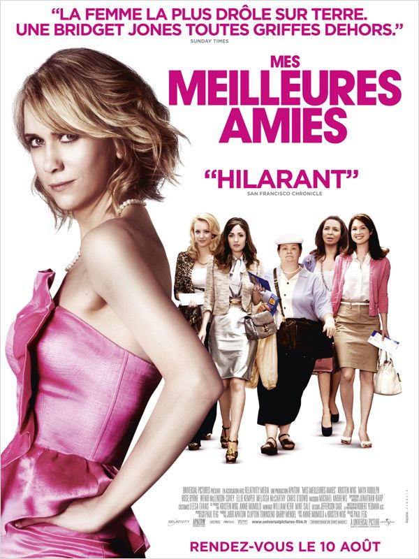 Mes meilleures amies BDRiP TRUEFRENCH Uploaded.to Wupload Fileserve Filesonic Uploadstation Megaupload
