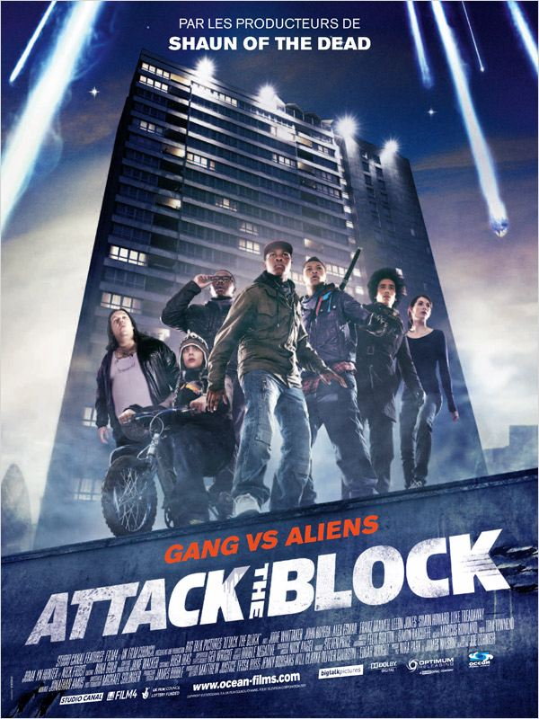 [DF] Attack The Block [TRUEFRENCH] [DVDRIP]