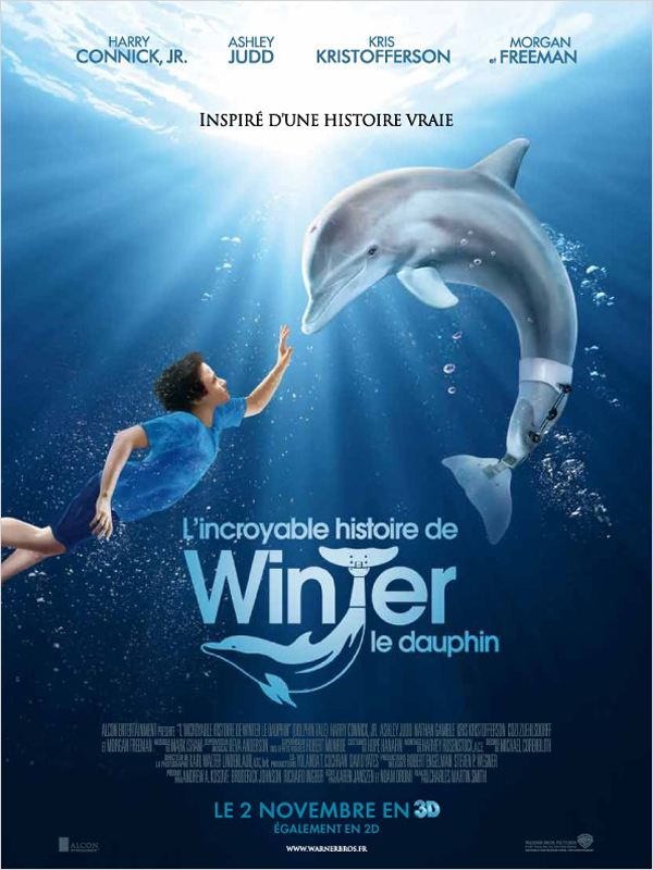 [MULTI]  L'Incroyable histoire de Winter le dauphin  [DVDRIP] [FRENCH]