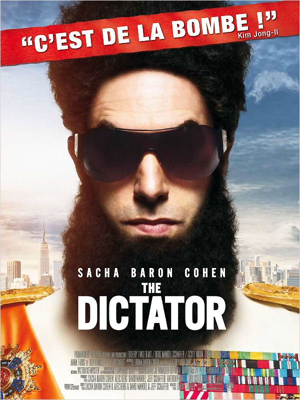 The Dictator (2012) [FRENCH] [TS MD] [MULTI]