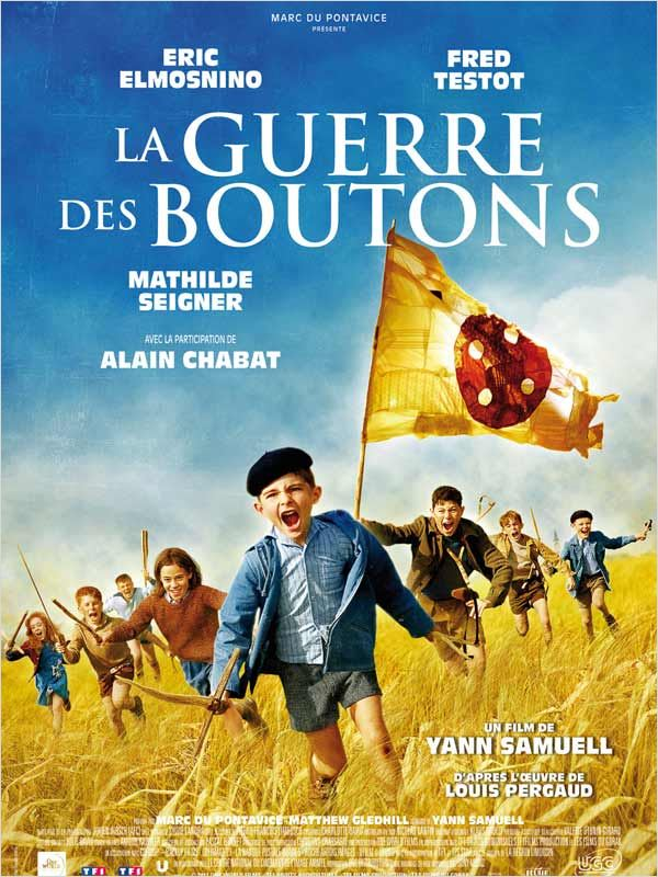 La Guerre Des Boutons 2011 FRENCH BRRip x264 [1CD][2CD] (exclue) [FS]