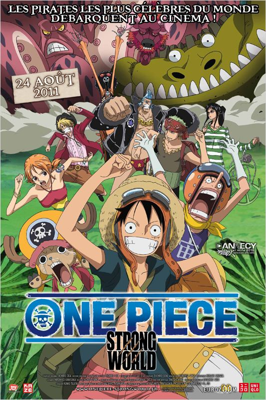 [MULTI] One Piece - Strong World [DVDRiP]