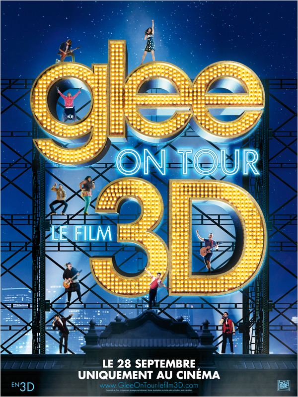 Glee ! On Tour : Le Film [BRRIP] [VOSTFR] [FS]
