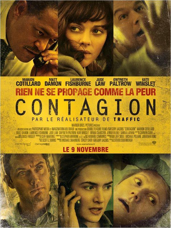 Contagion Megaupload