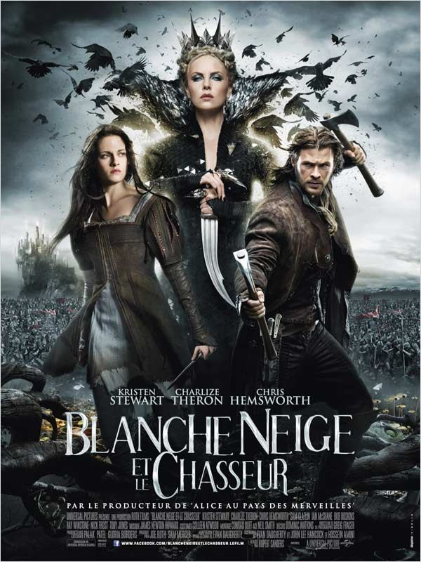 [MULTI] Blanche-Neige et le chasseur [TRUEFRENCH][TS]