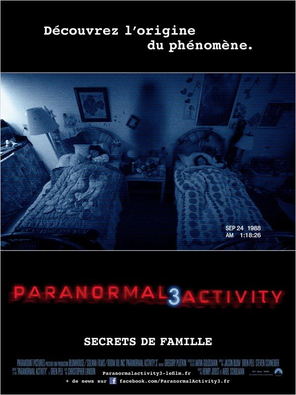 [Fs] Paranormal Activity 3 [FRENCH][DVDRiP]