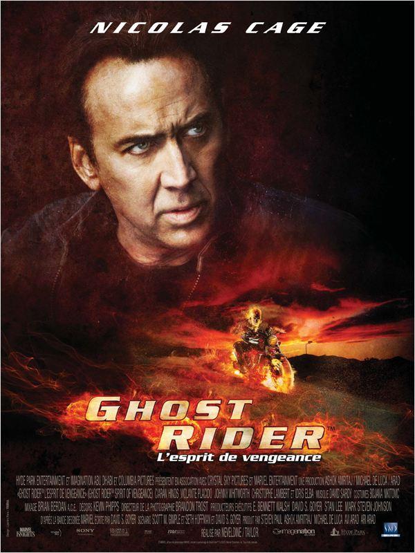Ghost Rider : L'Esprit de Vengeance [DVDRiP]