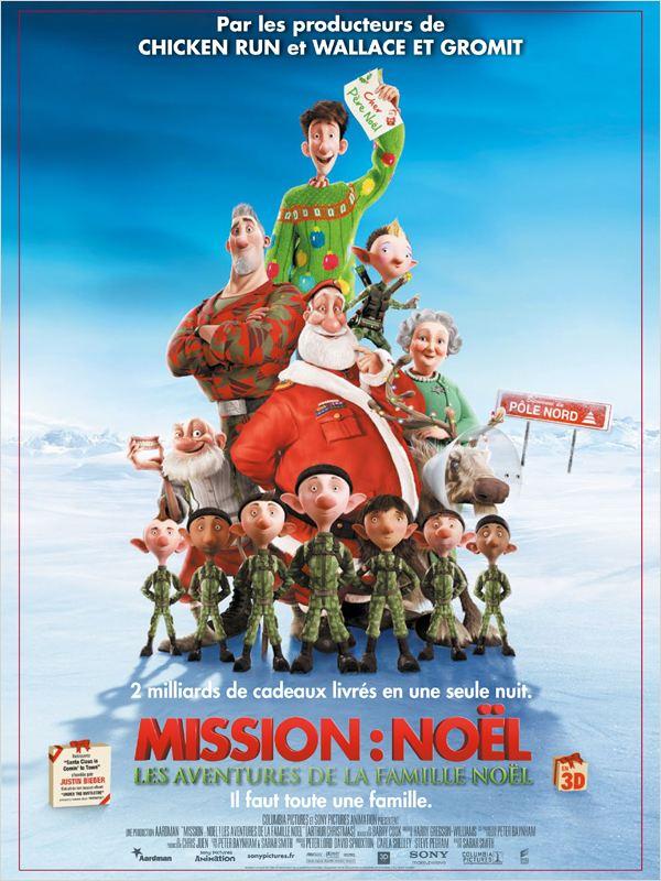 Mission : Noël Les aventures de la famille Noël ddl