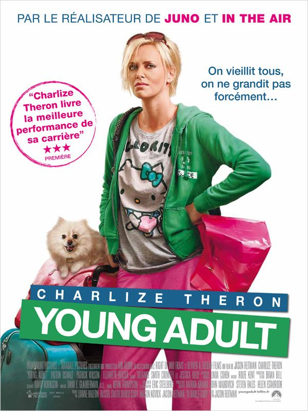 [RG] Young Adult [DVDRiP]