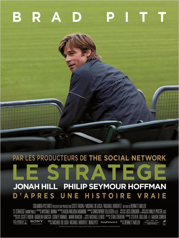 Le Stratège (Moneyball) [TRUEFRENCH]