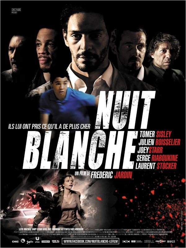 Nuit blanche [DVDSCR] [FRENCH] [1CD] +[AC3] [UL] [FS-US]  [EXCLUE]