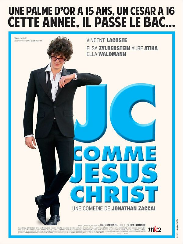 JC Comme Jésus Christ (2012) [AC3 FRENCH] [DVDRiP] [MULTI]