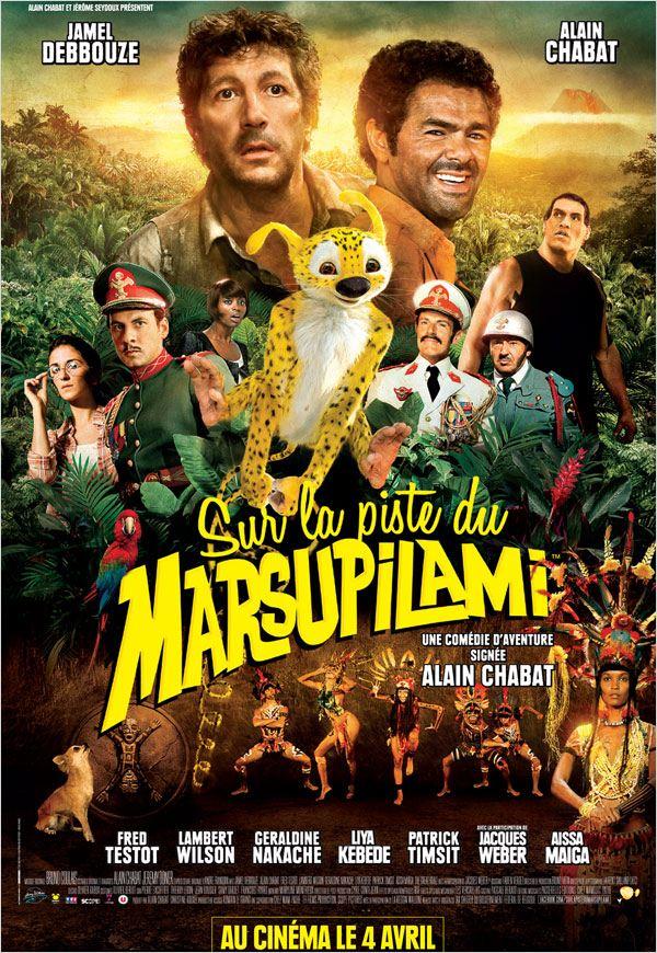 Sur la piste du Marsupilami [DVDRiP]