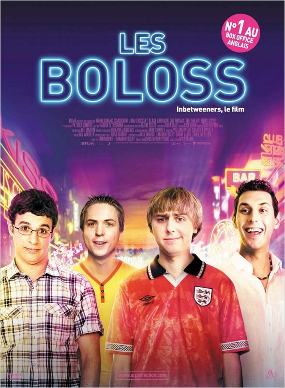 The Inbetweeners Movie 2011 FANSUB [VOSTFR] DVDRip [FS]