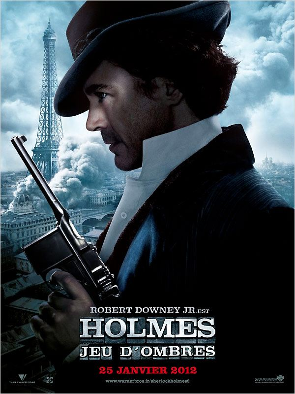 Sherlock Holmes 2 : Jeu d'ombres [FRENCH l BDRiP][RG]