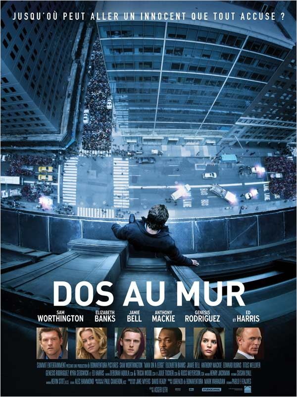 [Multi] Man on a Ledge 2012 FRENCH R5 MD XviD