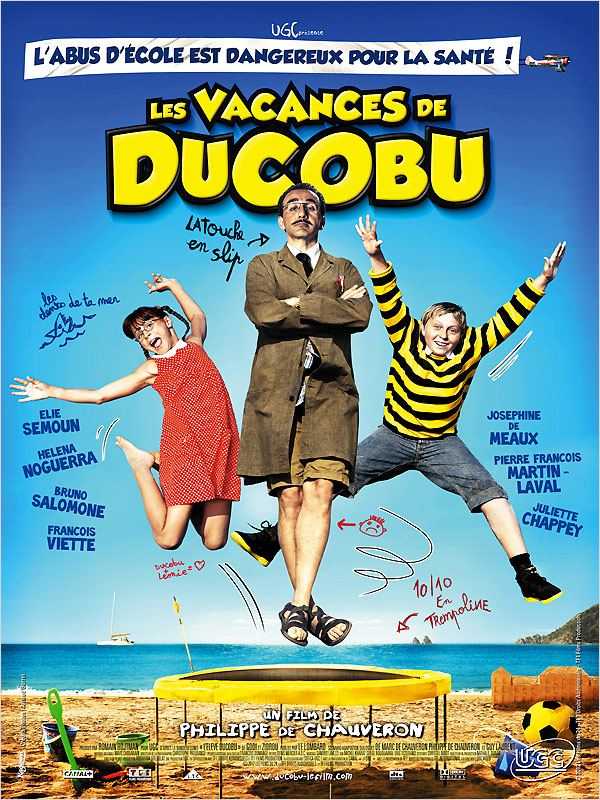 Les Vacances de Ducobu [FRENCH][DVDRIP]