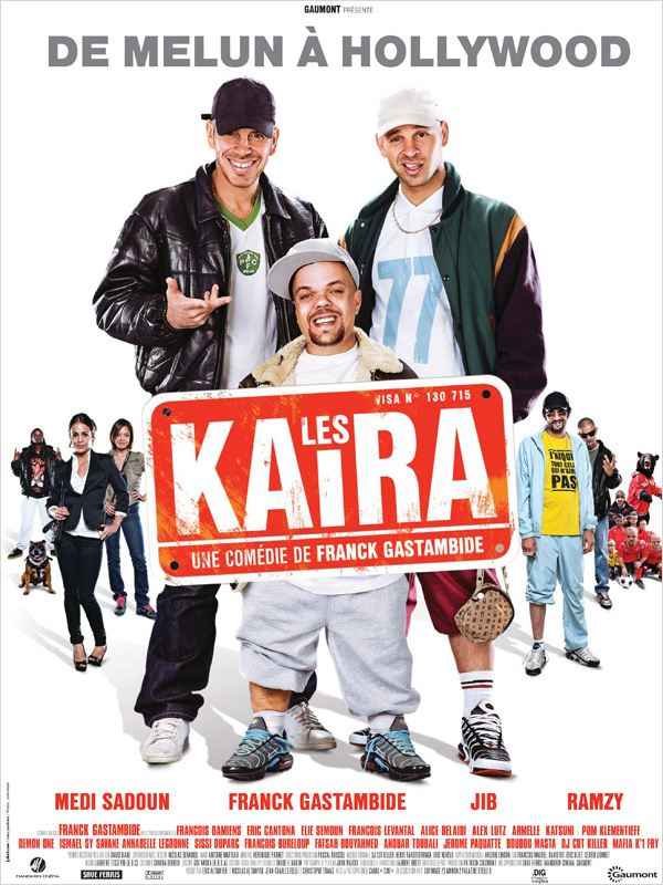 Les Kaïra [FRENCH][BDRIP]