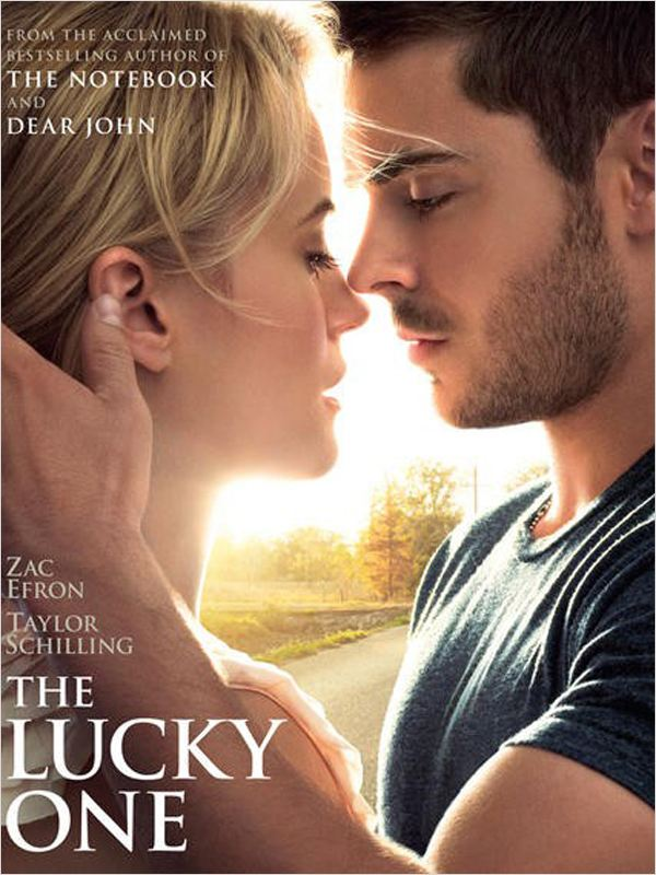 The Lucky One [BDRiP]