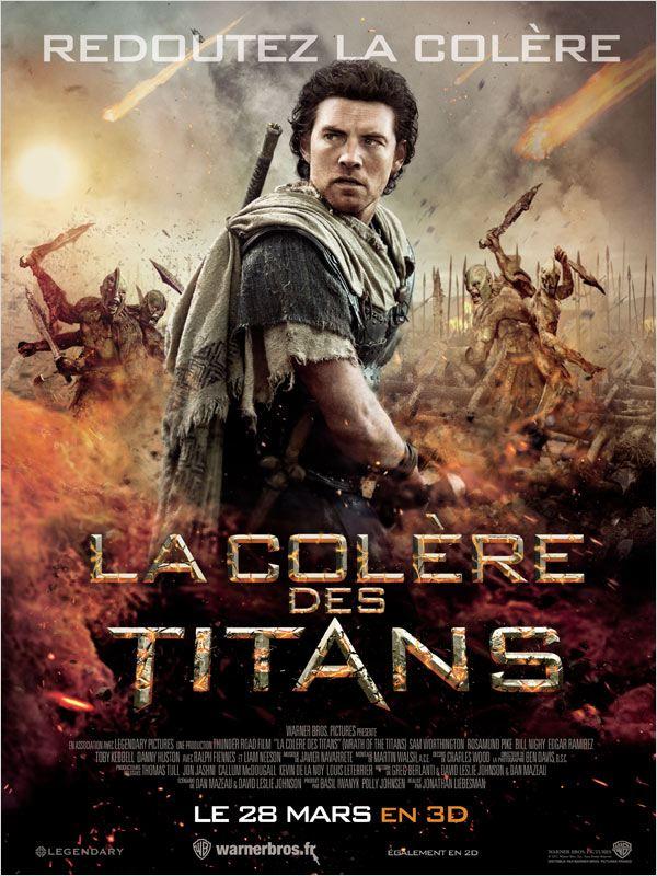 La Colère des Titans ddl
