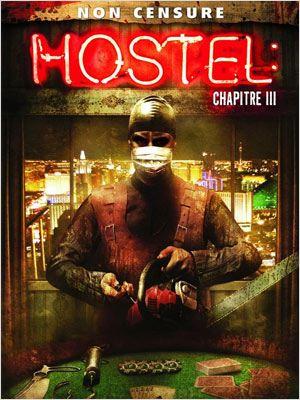 Hostel - Chapitre III ddl