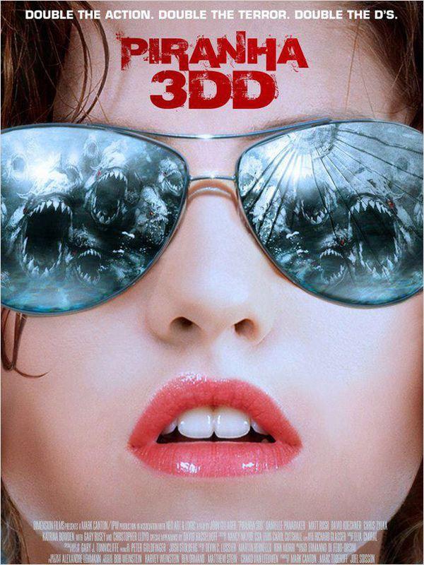Piranha 3DD ddl