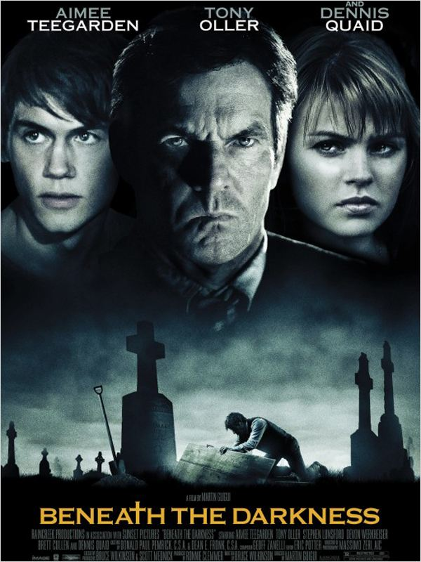 Beneath The Darkness 2011 DVDRip [VO] [UL]