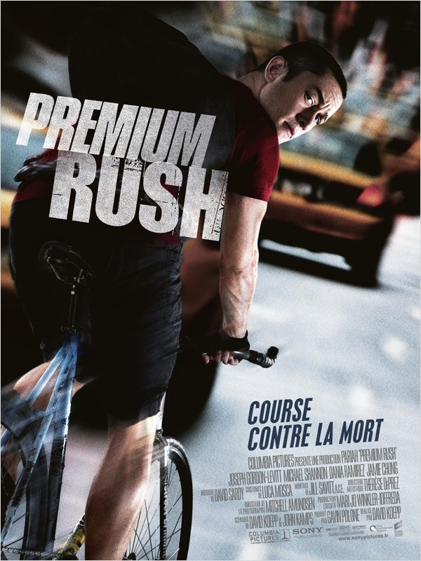 Premium Rush | FRENCH MP4 | BRRiP AC3| MULTI