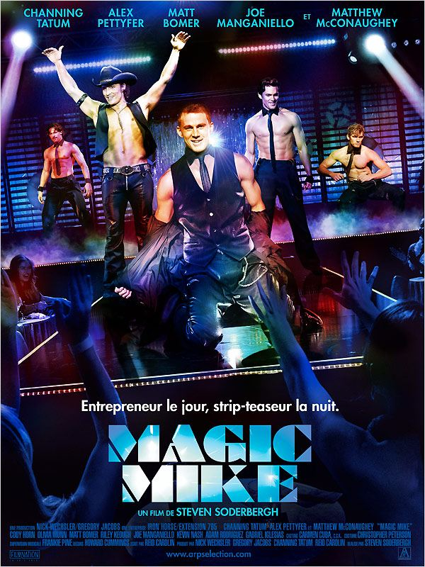Magic Mike ddl