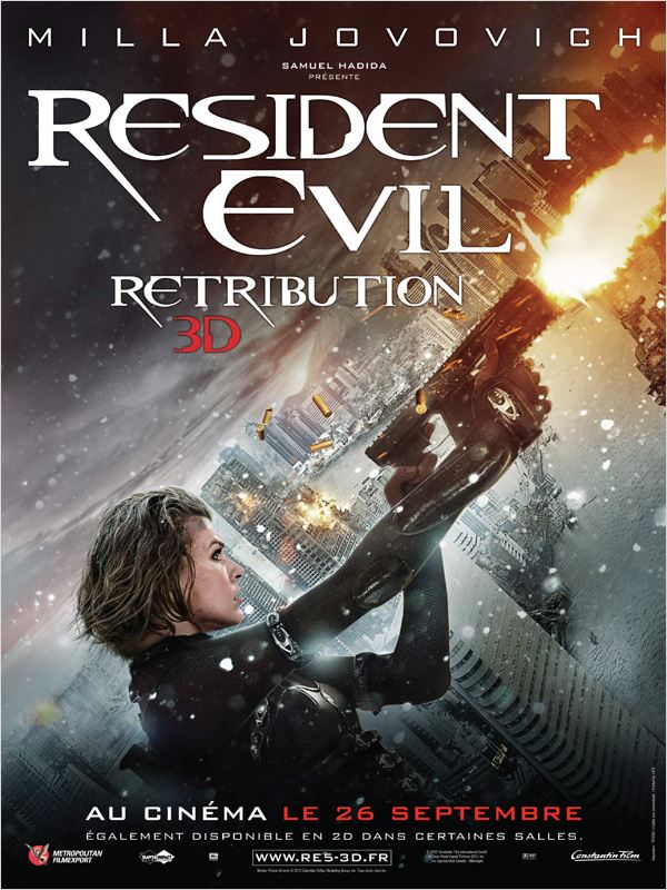 Resident Evil: Retribution [FRENCH] [CAM MD]