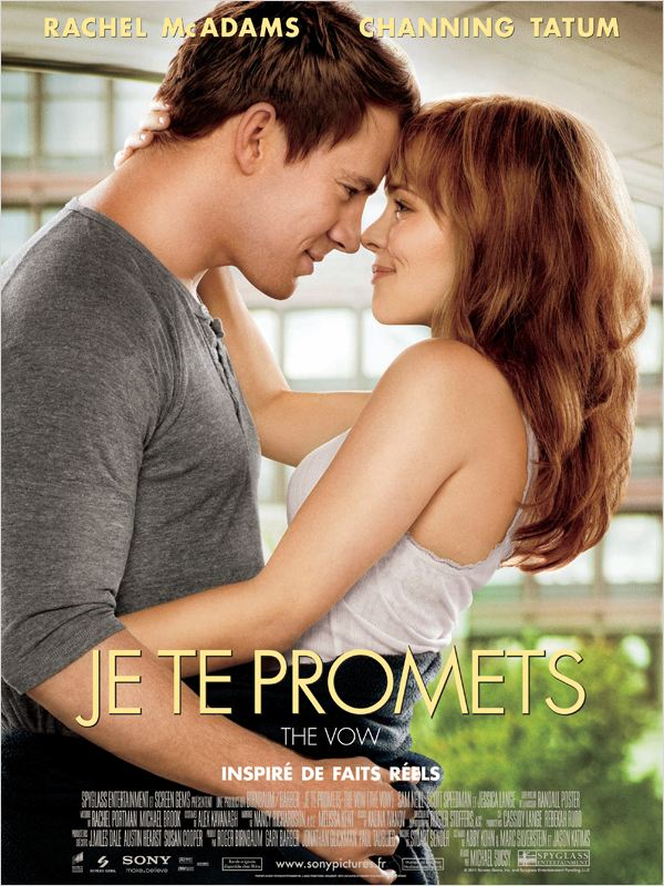 Je te promets - The Vow ddl