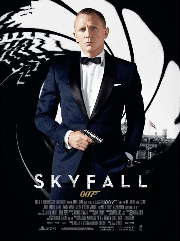[MULTI] Skyfall [DVDSCR]