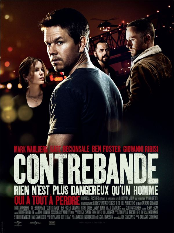 Contrebande | BDRiP | MULTI | FRENCH | 2CD