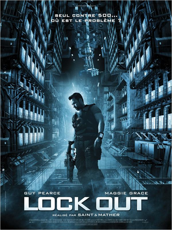 Lock Out [DVDRiP]