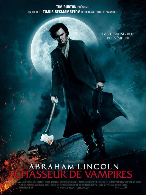 Abraham Lincoln : Chasseur de Vampires ddl