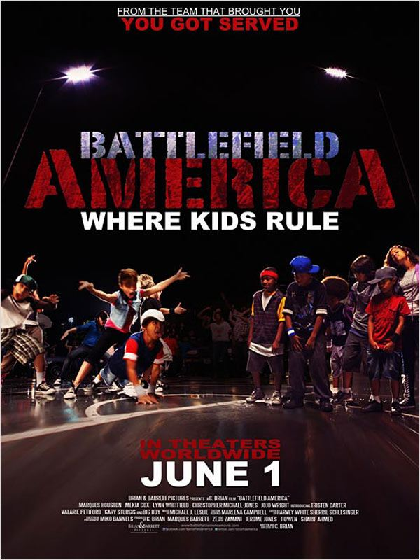 Dance Battle America (2012) [FRENCH] [DVDRiP] [1CD+AC3] [MULTI]
