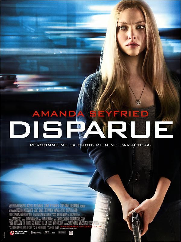 [MULTI] Disparue [VOSTFR][BDRIP]
