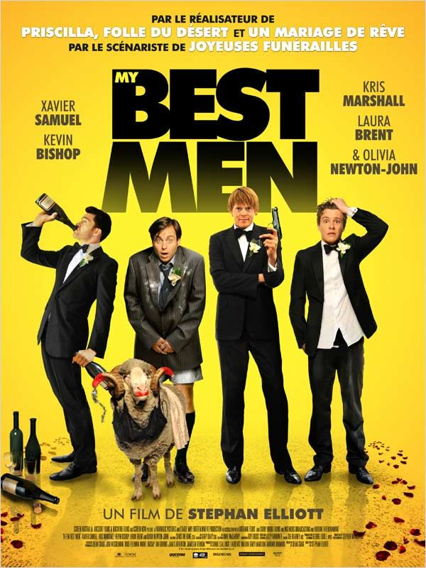 My Best Men | TRUEFRENCH MP4 | DVDRiP | MULTI
