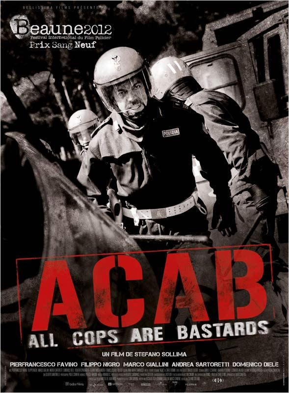 A.C.A.B.: All Cops Are Bastards [BluRay 720p] [VOSTFR] [MULTI]