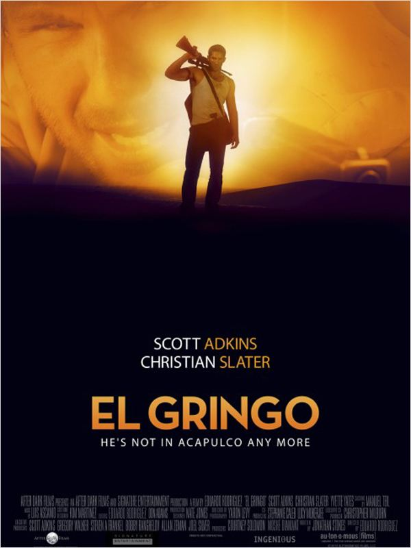 [RG] El Gringo [VOSTFR][DVDRiP]